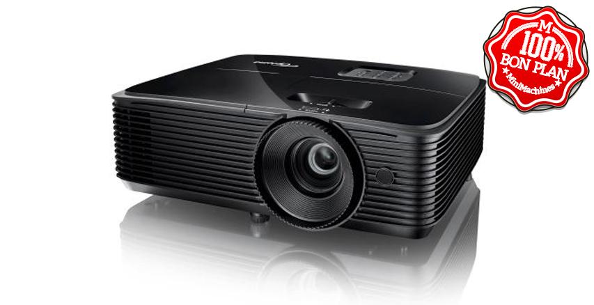 Vidéoprojecteur DLP Optoma HD27Be Full HD Noir
