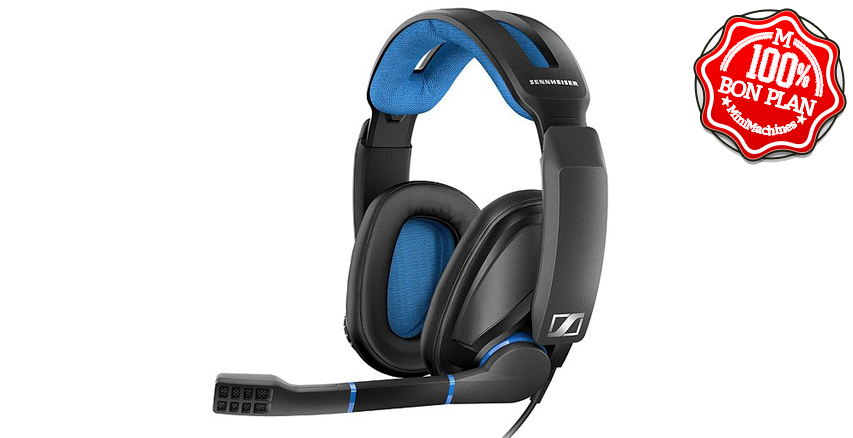 Casque gamer Sennheiser GSP 300