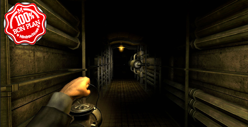 Jeux PC : Amnesia: A Machine for Pigs