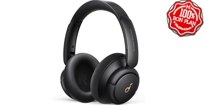 Casque a réduction de bruit Anker Soundcore Life Q30