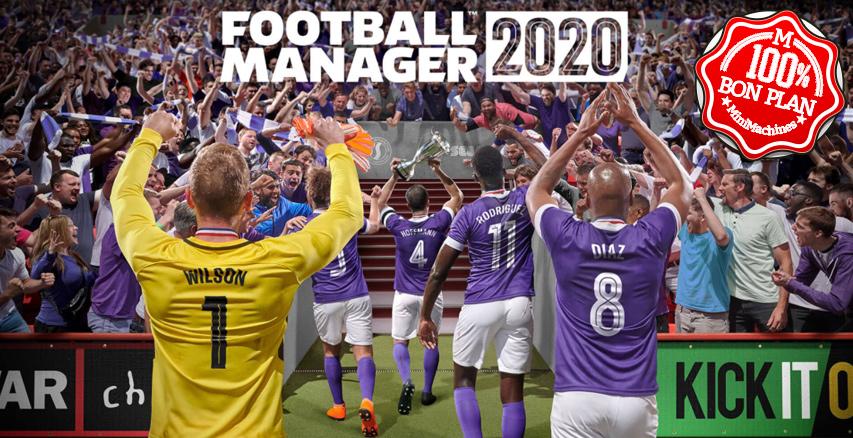 Jeu PC : Football Manager 2020