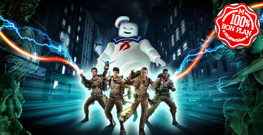 Jeux PC : Ghostbusters