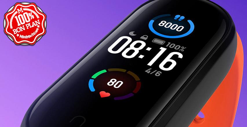 Bracelet Podomètre Xiaomi Mi Band 5 Version Globale