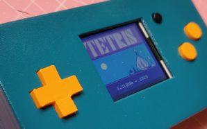 ForumMM : Le projet de console Tetris STM32 de 3issa