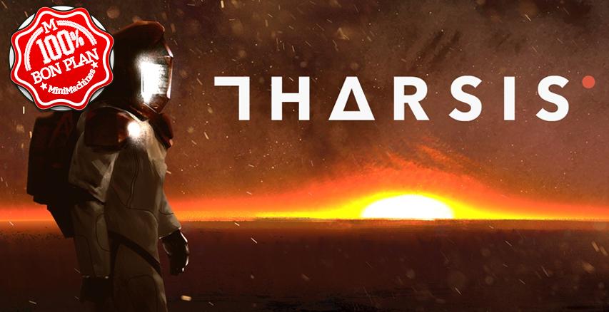 Jeu PC : Tharsis