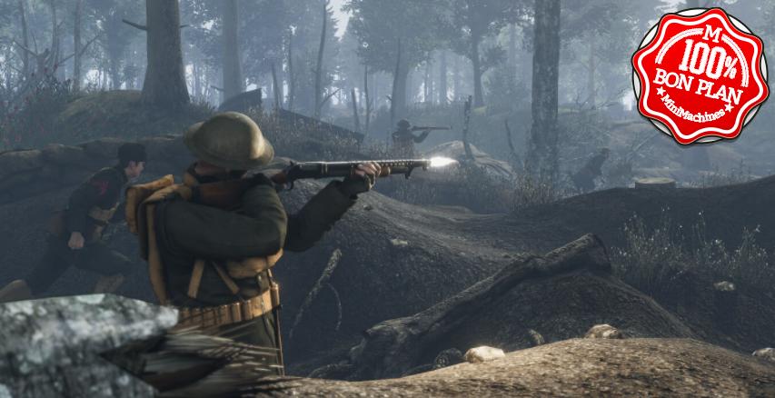 Jeu PC : Verdun