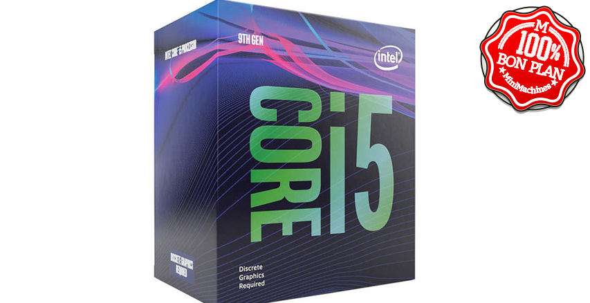 Processeur Intel Core i5-9500F