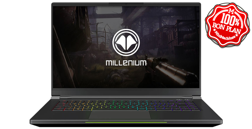 Portable Gaming Millenium ML3 15,6