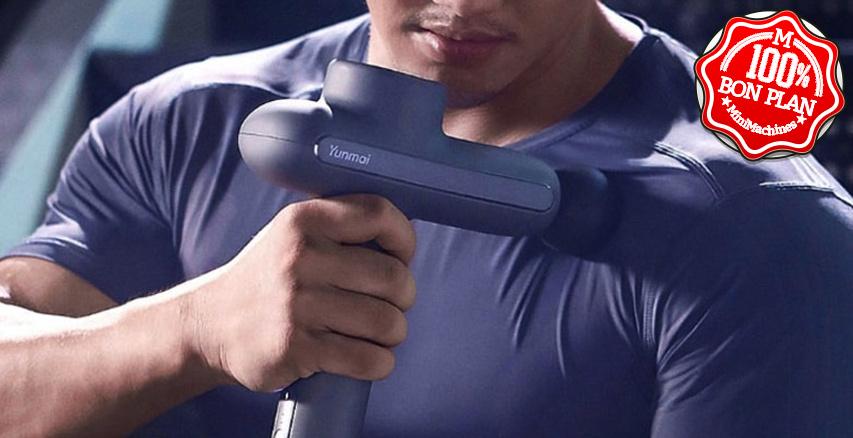 Outil de massage musculaire Xiaomi Yunmai Pro