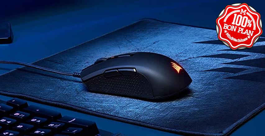 Souris Gaming Corsair M55 PRO RGB ambidextre