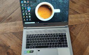 MSI P65 Creator : un portable impressionnant sous GeForce 2070…