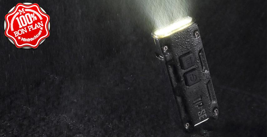 Lampe Nitecore TIP SE 700 lumens