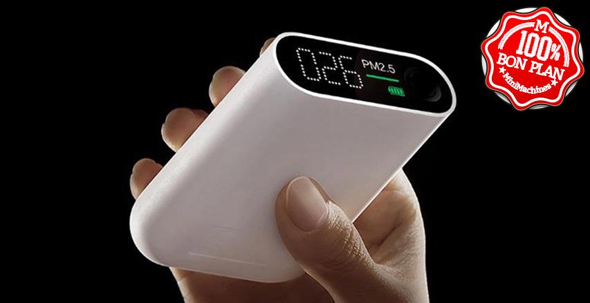 Détecteur de pollution Xiaomi portable