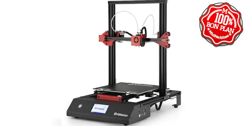 Imprimante 3D Alfawise U20 Mix