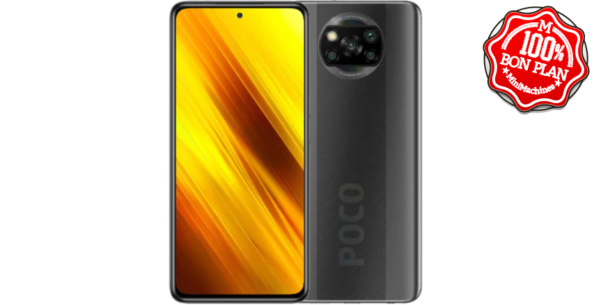 Smartphone Poco X3 NFC 6/128 Go