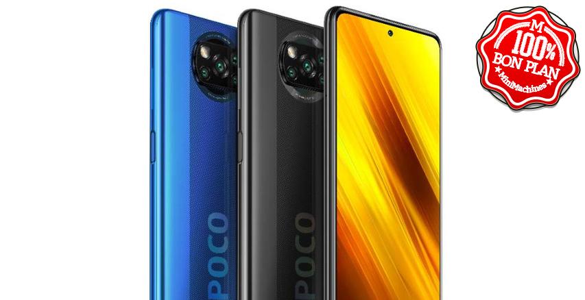 Smartphone Poco X3 NFC 6/64 Go