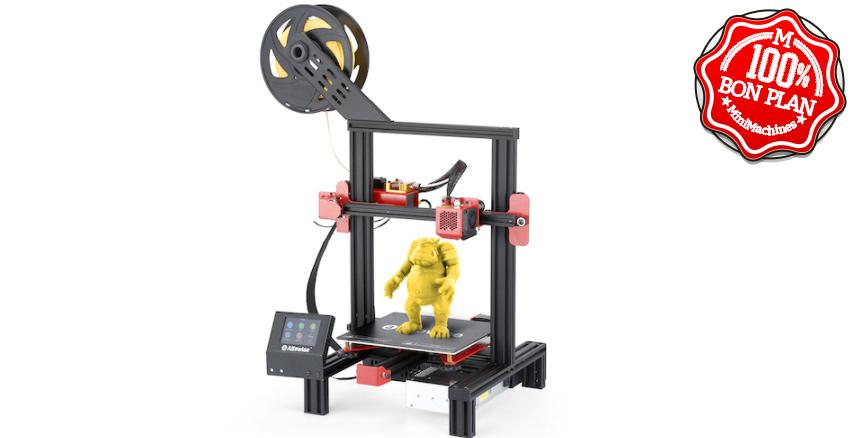 Imprimante 3D Alfawise U30S