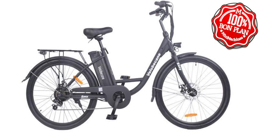 Vélo à assistance électrique 26'' VELOBECANE