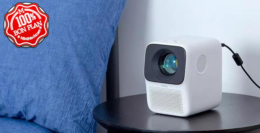 Videoprojecteur Wanbo T2 Free