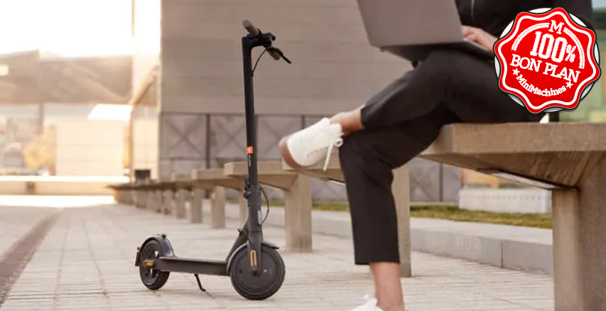 Trottinette électrique Xiaomi Mi Electric Scooter 1S