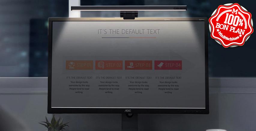 Lampe pour écran Baseus DGIWK-B01 USB