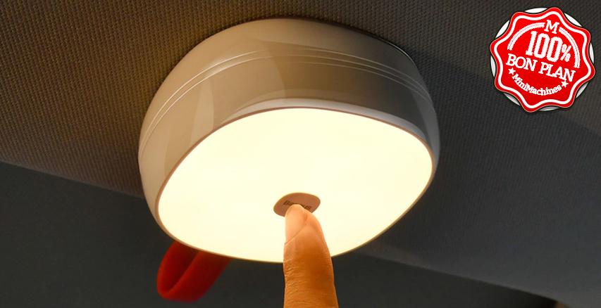 Lampe d'appoint Baseus à rechargement solaire
