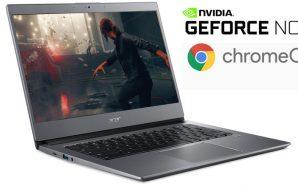 GeForce Now : La solution pour jouer sur Chromebook