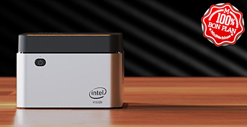 MiniPC GMK NucBox J4125 8/512 Go