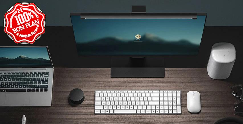 Lampe PC Mijia MJGJD01YL noire