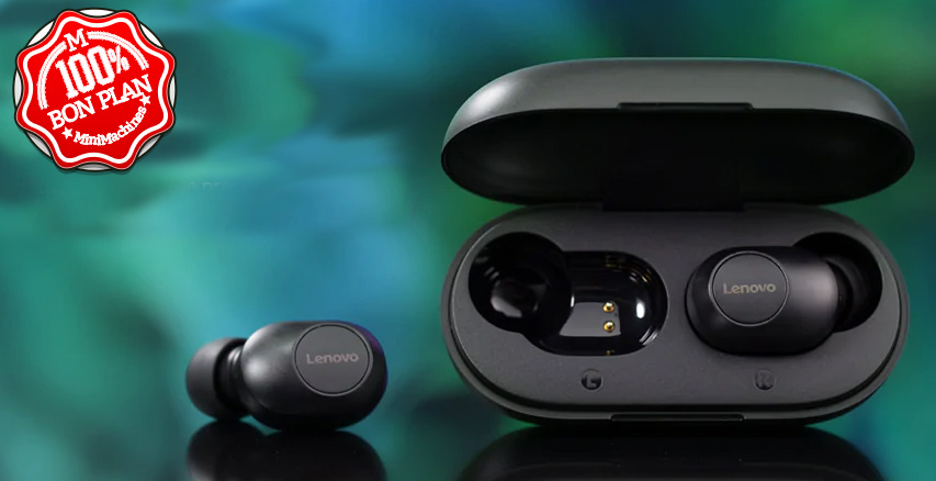 Oreillettes Bluetooth Lenovo GT2 TWS