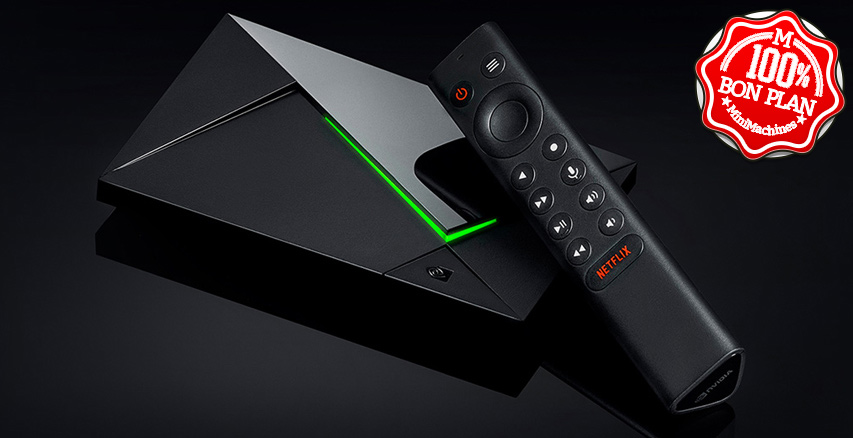TVBox Nvidia Shield Pro