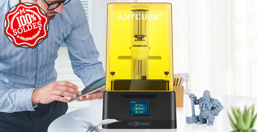 Imprimante 3D Anycubic Photon Mono