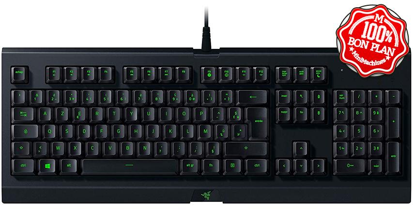 Clavier Gamer Razer Cynosa Lite RGB