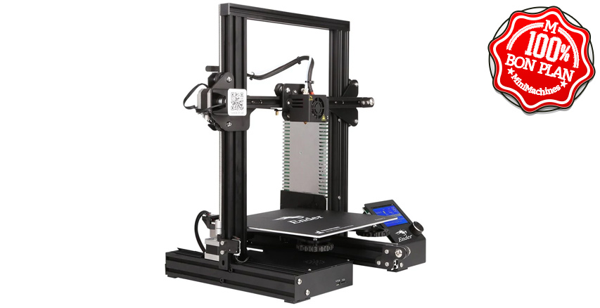 Imprimante 3D Creality Ender 3X