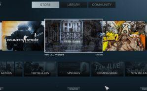 Jouer à un jeu Epic Games sur Steam Link ?…