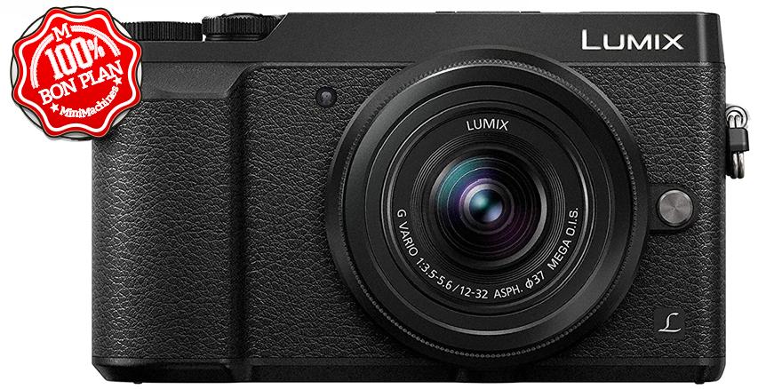 Panasonic Lumix DMC-GX80KEFK + Lumix 12-32 F3.5-5.6