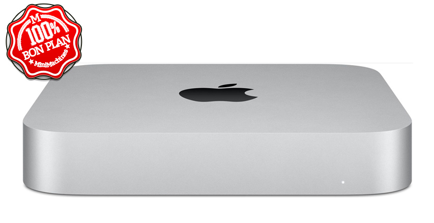 MiniPC Apple Mac Mini M1 8/256 Go