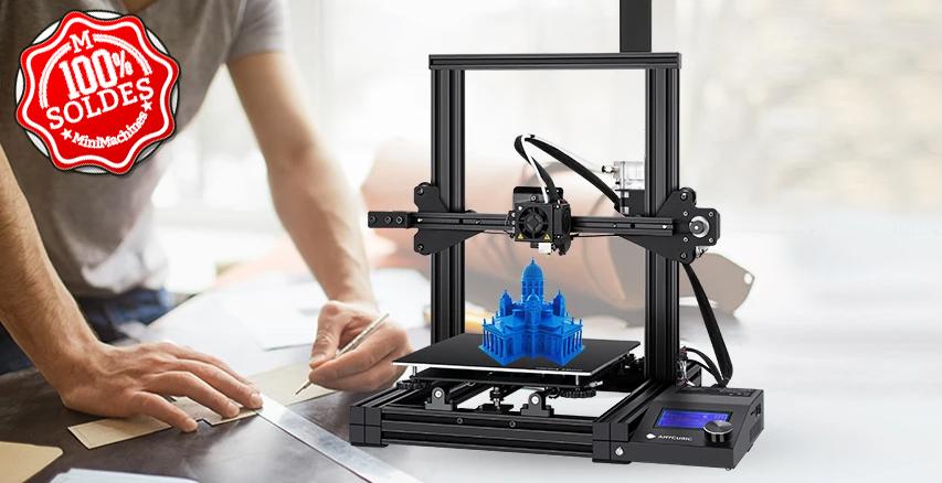 Imprimante 3D Anycubic Mega Zero