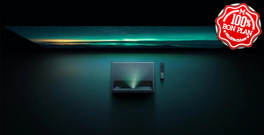 Vidéoprojecteur Laser Xiaomi Mijia 1S UltraHD