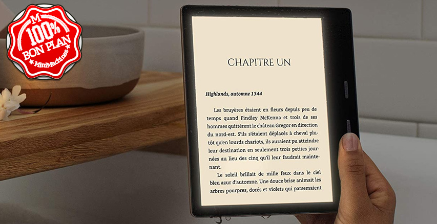 Liseuse Kindle OASIS 7