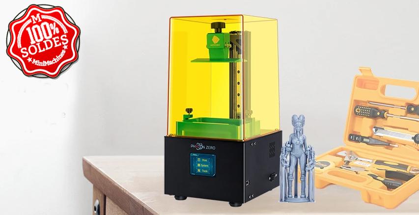 Imprimante 3D Anycubic Photon Zero
