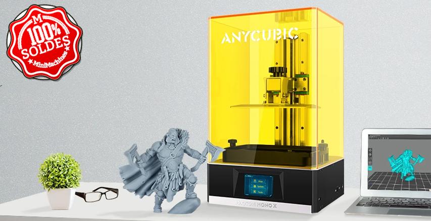 Imprimante 3D Anycubic Photon Mono X
