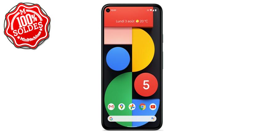 Google Pixel 5 8/128 Noir