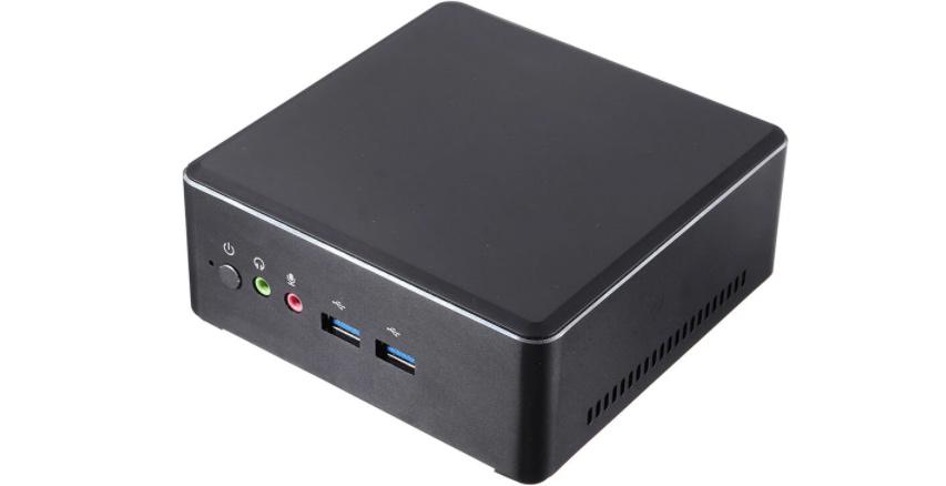 MiniPC T-Bao TBook MN35 Ryzen 5 3550H 16/512 Go