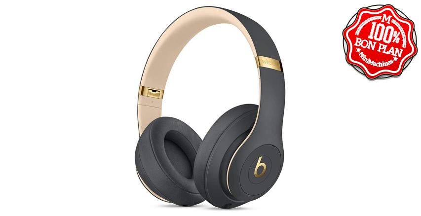 Casque Bluetooth Beats Studio3 avec réduction de bruit