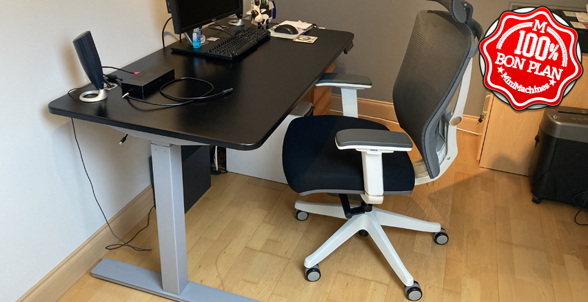 Bureau électrique Autonomous SmartDesk 2 Home Office