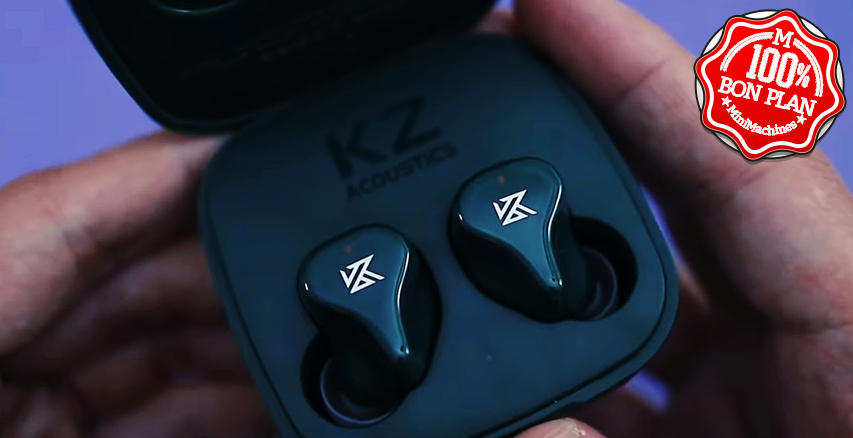 Ecouteurs Bluetooth KZ Z1