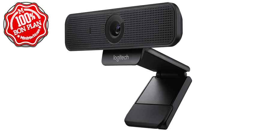 Webcam Logitech C925e 1080P/30is