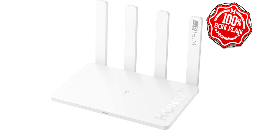 Routeur Wifi6 Honor Router 3