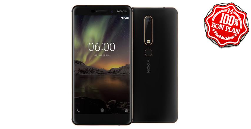 Smartphone Nokia 6.1 - 5.5